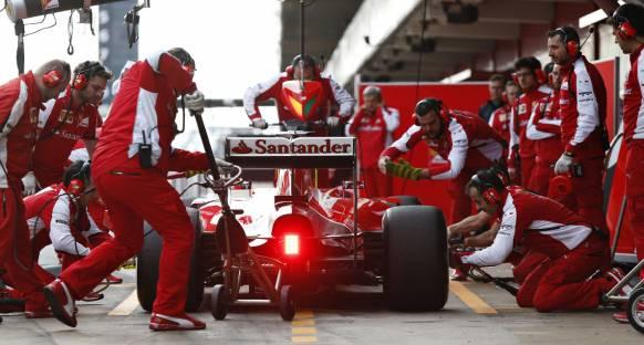Ferrari üzerindeki şüpheler kalktı