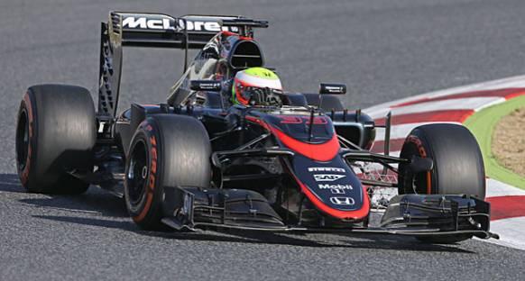 Mclaren-Honda'nın test programı oldukça yoğun