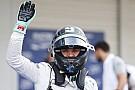Rosberg şeytanın bacağını kırdı!