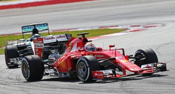 Ferrari, Vettel'in ilk zaferinden sonra dahada ilerleyebilir