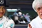 Ecclestone'dan Mercedes ile ilgili şok açıklama