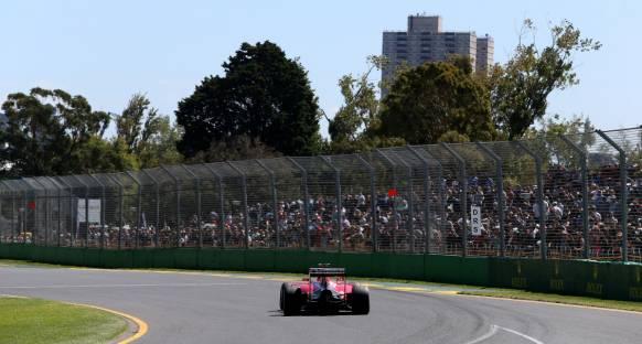 2015 Avustralya GP - 2. Antrenman Turları Canlı