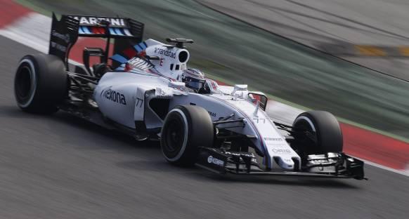 Bottas, Mercedes'in hızı karşısında şaşırmış