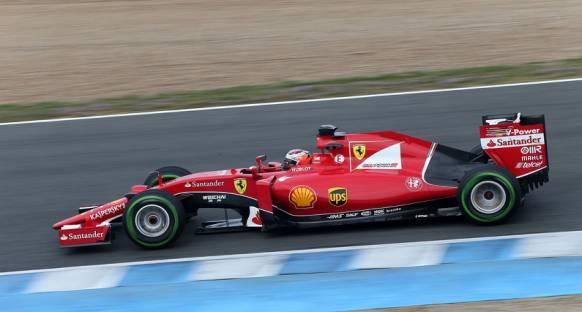 Ferrari Yansımayan Özel Boya Kullanıyor