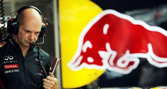 Yeni Red Bull'da Newey'in etkisi devam ediyor