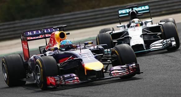 Mercedes, 2015'te güçlü bir Red Bull bekliyor