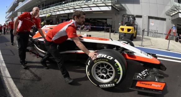 Marussia'nın görüşmeleri ertelendi