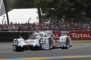 ALMS Son dakika 21. Saat: Audi sorun yaşarken, Porsche zirveye yükseldi