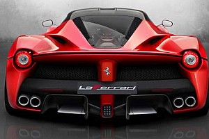 Ferrari'den şampiyon olan pilotuna La Ferrari sözü