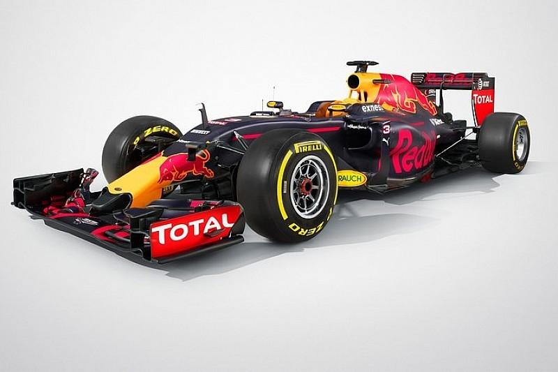 Red Bull Racing представила машину RB12