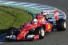 Феттель випробував Ferrari F14-Т