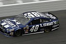NASCAR Daytona'da zafer Jimmie Johnson'ın