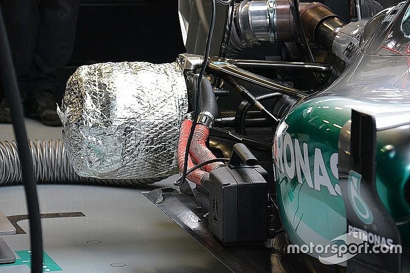 Як в Mercedes обходять обмеження Pirelli