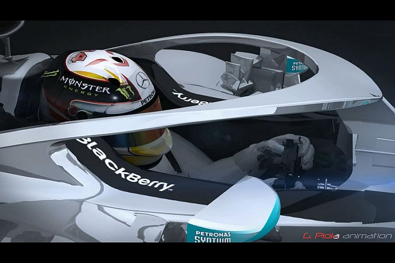 Новый концепт от Mercedes