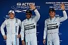 Гран При России: квалификация