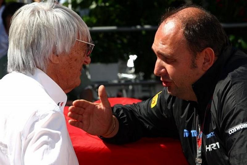 Forza Rossa – новая команда Формулы 1?