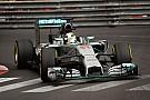 Гран При Монако: первая тренировка