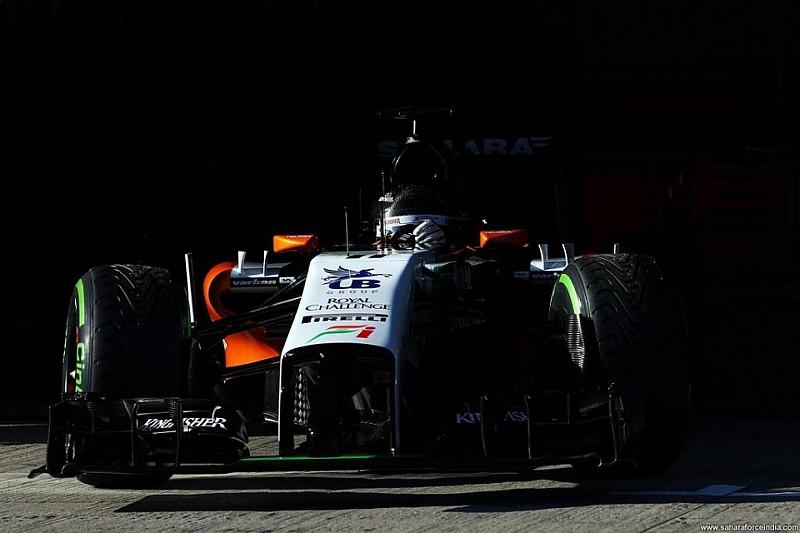 Итоги Force India после четырех гонок