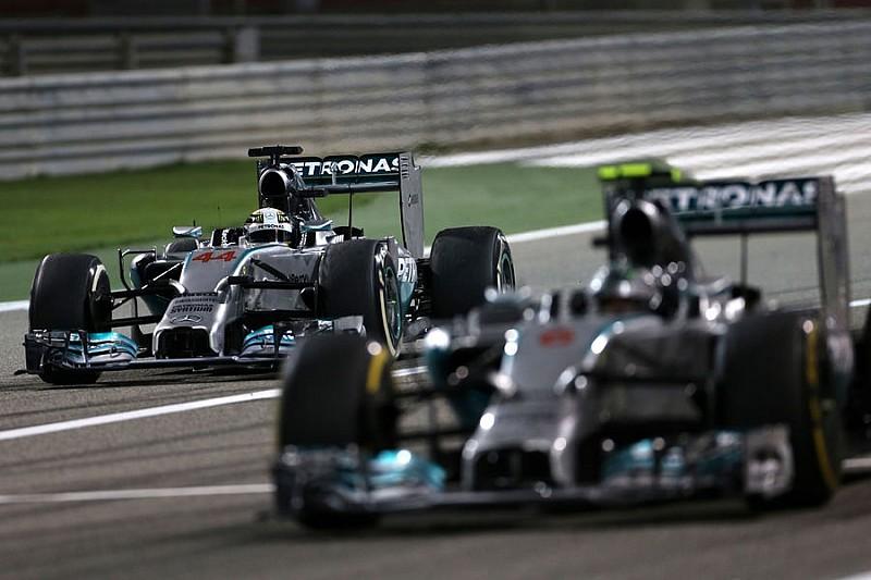 Секрет Mercedes в 'двойном диффузоре'?
