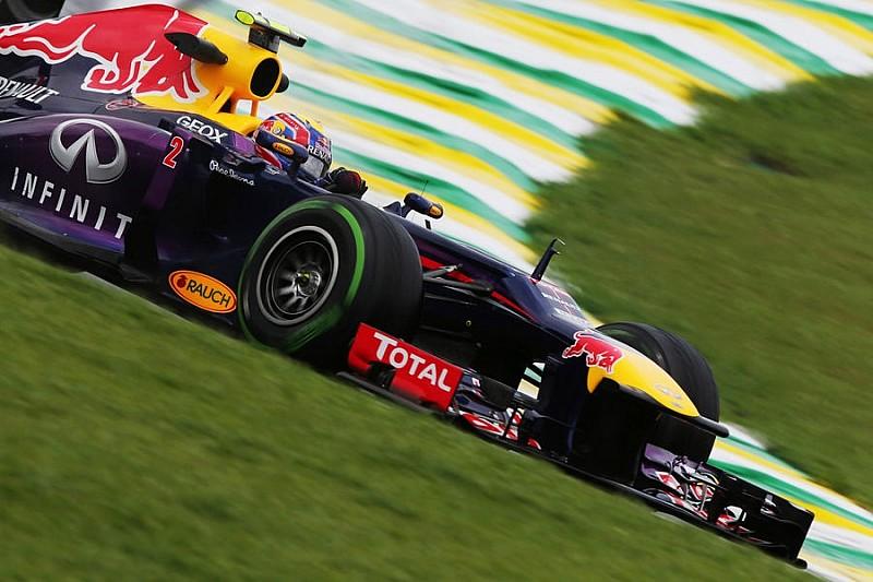 Гран При Бразилии: третья тренировка