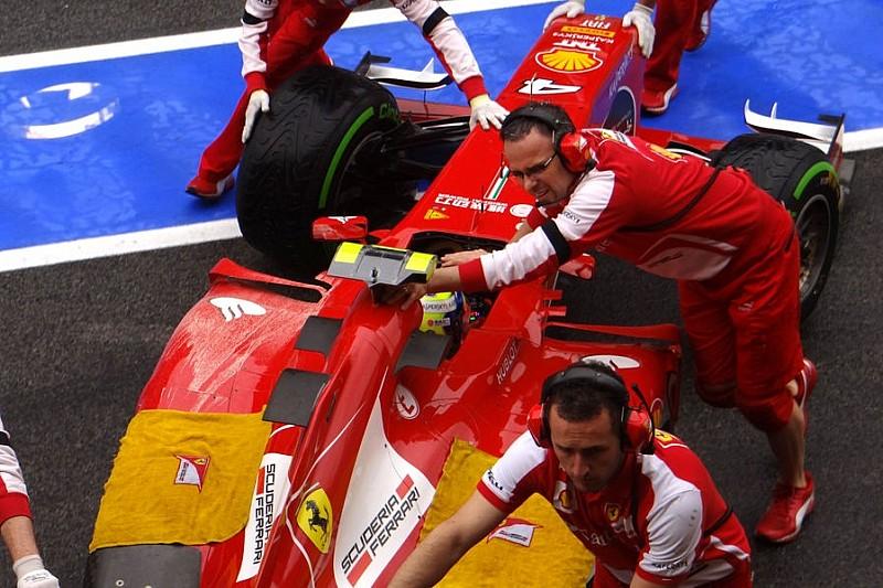 Гран При Испании: Третья тренировка