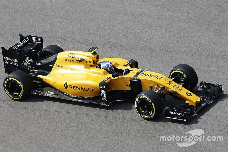 Renault blijkt in Bahrein al motortoken te hebben gebruikt