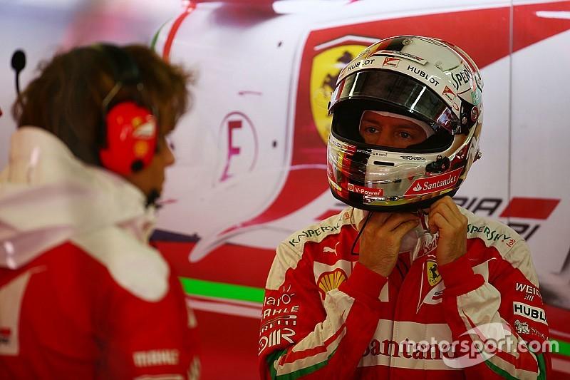 """Vettel: """"Avrei preferito essere più vicino alla pole"""""""