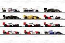 Galería: Los autos F1 de Senna