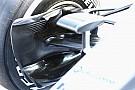 技术短文:梅赛德斯W07前轮制动散热管