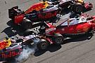 Vettel não pretende falar com Kvyat:
