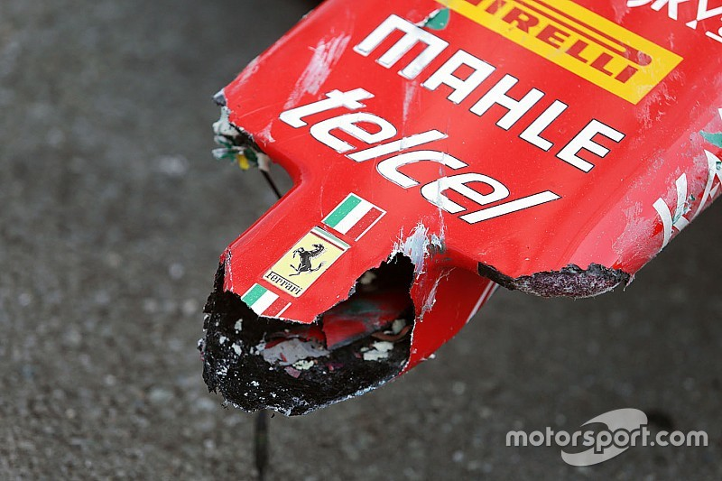 "Marchionne over 'lijdensweg' Ferrari: ""Het breekt mijn hart"""