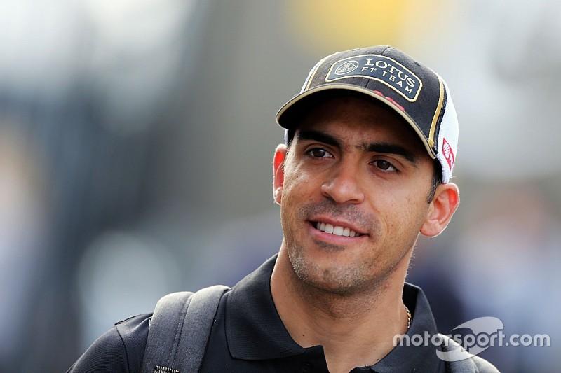 Maldonado trabalha com Pirelli nos pneus de 2017