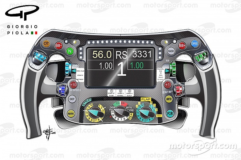 Технический анализ: секреты рулевого колеса Mercedes