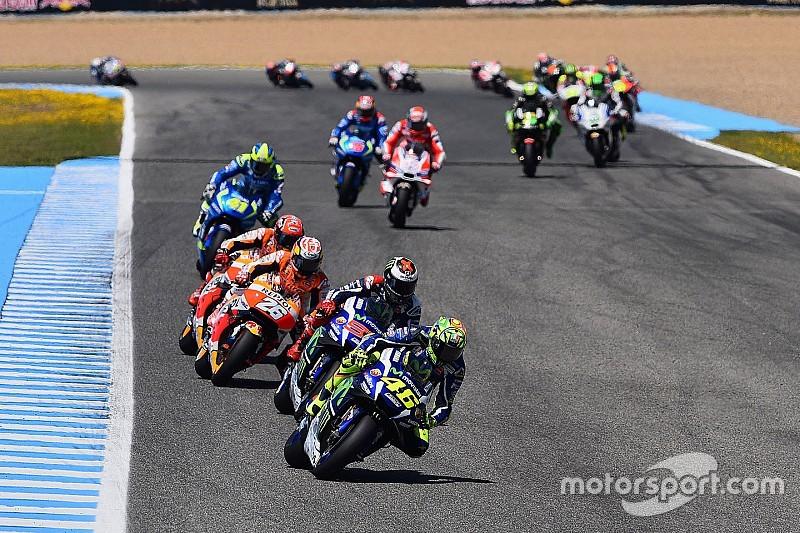 Los horarios del GP de Francia de MotoGP