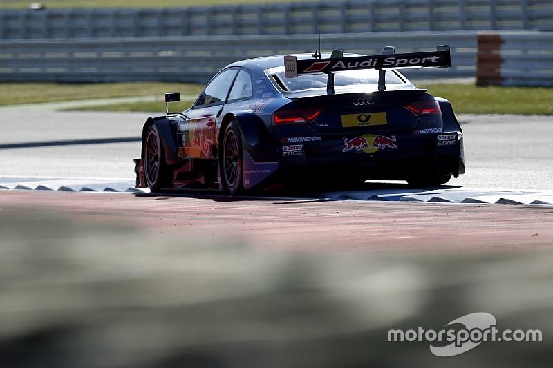 DTM霍根海姆站第二轮练习赛:奥迪占据圈速榜前六席