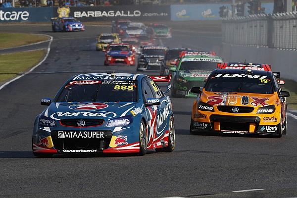 Supercars V8-Supercars in Perth: Lowndes und Winterbottom als Sieger im Reifenpoker