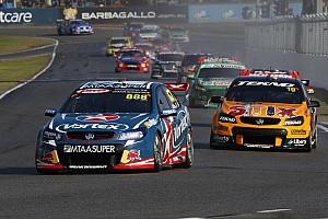 Supercars Rennbericht V8-Supercars in Perth: Lowndes und Winterbottom als Sieger im Reifenpoker
