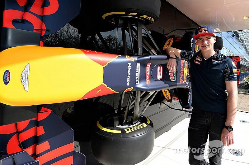 """Max Verstappen: Vor Red-Bull-Racing-Debüt """"drei Nächte nicht geschlafen"""""""