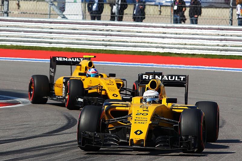 Las reglas de 2017 no ayudarán a Renault a volver a ganar