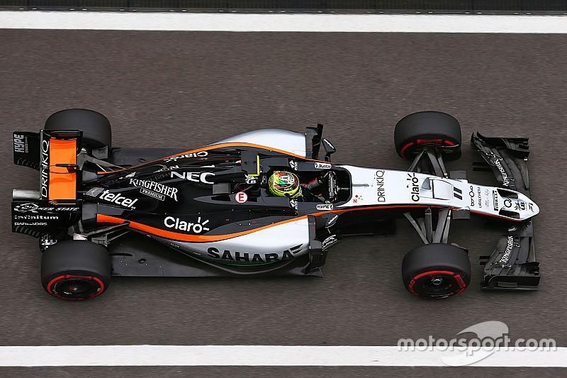 Force India declaró pérdidas por 9.8 millones de dólares en 2015