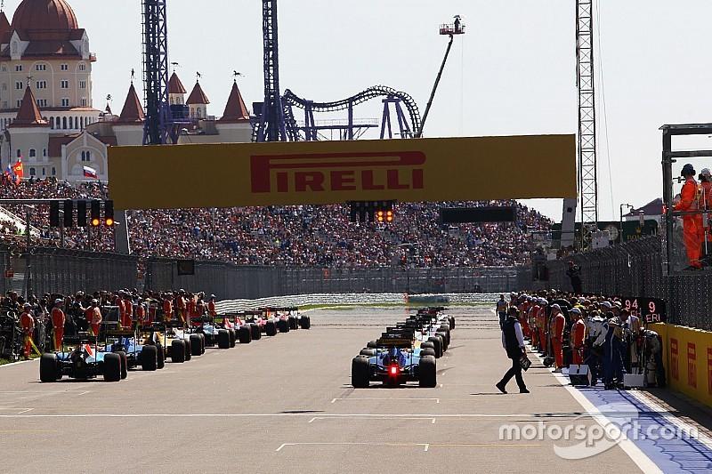 Oltre alla diretta del GP di Spagna, su Sky tornano GP2 e GP3