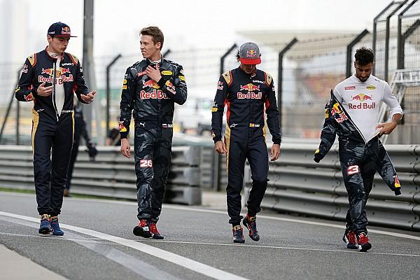 Surer: Red Bull Kvyat'ı göndermek için sebep arıyordu