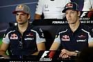 """Sainz: """"Con Kvyat en el equipo lucharemos por ser quintos"""""""