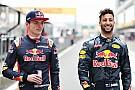 Риккардо и Ферстаппен могут стать лучшей парой пилотов Ф1, считает Хорнер
