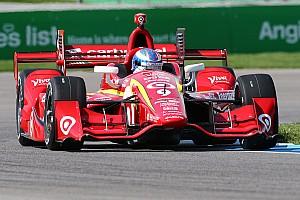 IndyCar Relato do treino livre Dixon é o mais rápido do dia no misto de Indianápolis
