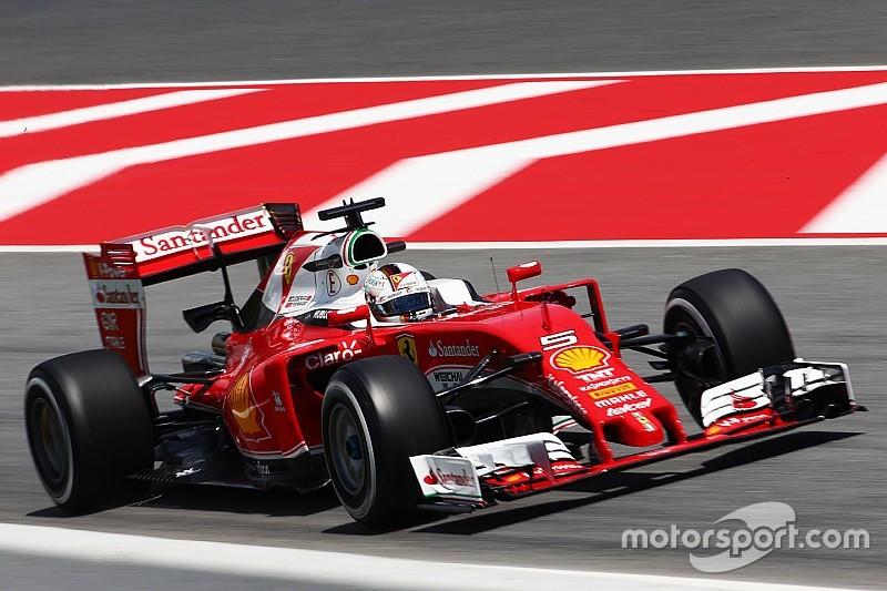 """Vettel: """"Possiamo avere una Ferrari più forte domani"""""""