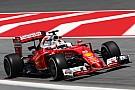 Феттель рассчитывает на прогресс Ferrari в субботу