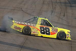 NASCAR Truck Rennbericht Matt Crafton gewinnt Truck-Rennen in Dover