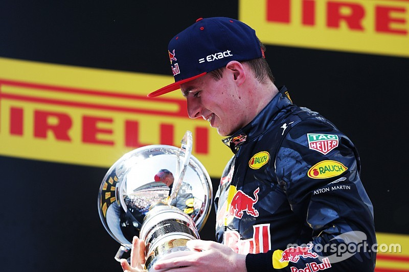 "Horner na eerste Grand Prix-zege Verstappen: ""We zijn in shock"""