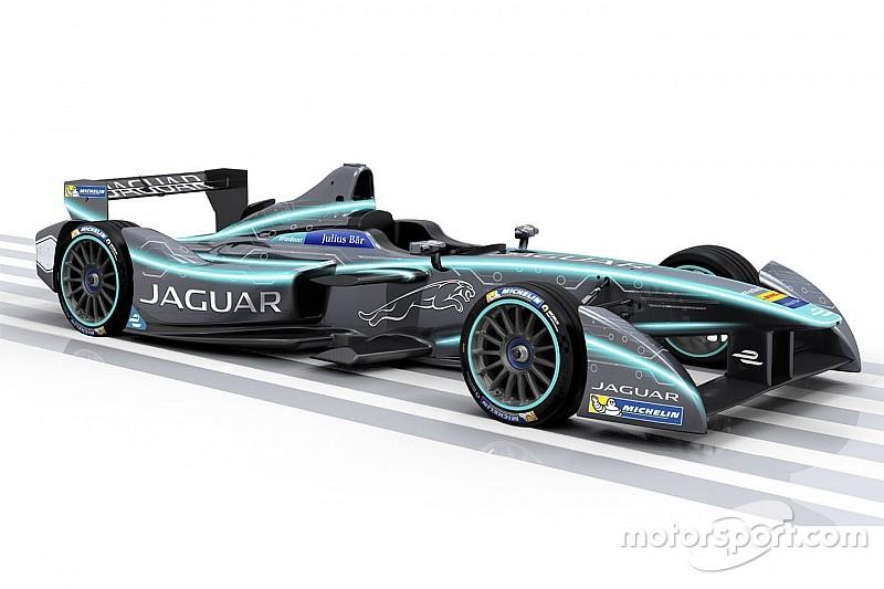 Jaguar представит свой автомобиль перед британским этапом